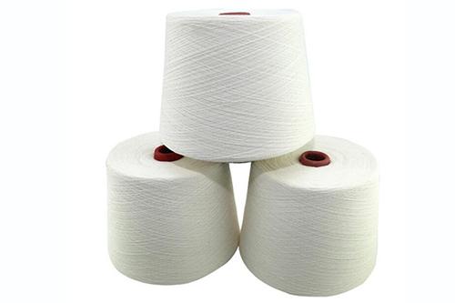 环锭纺涤棉纱
